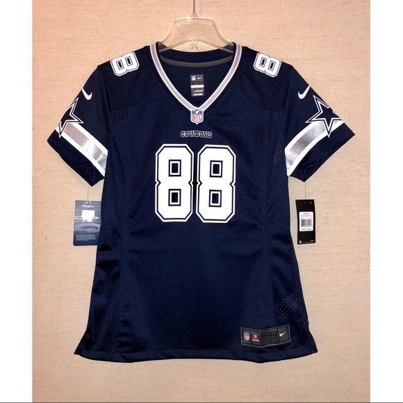 NFL Dallas Cowboys Dez Bryant Women s Jersey sz M 8bcc82ac1